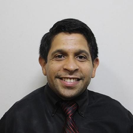 Pr. em Treinamento Luiz Alberto de Assis Cardozo